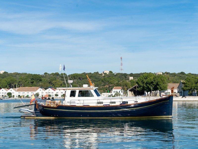 Menorquin 160 (Buccara III)  - 7