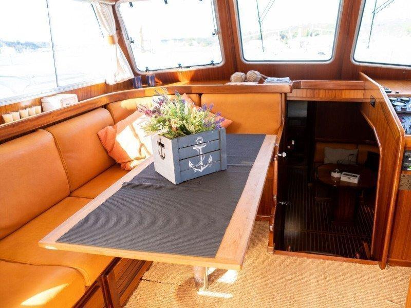 Menorquin 160 FLY LUX (Buccara VI) Interior image - 5