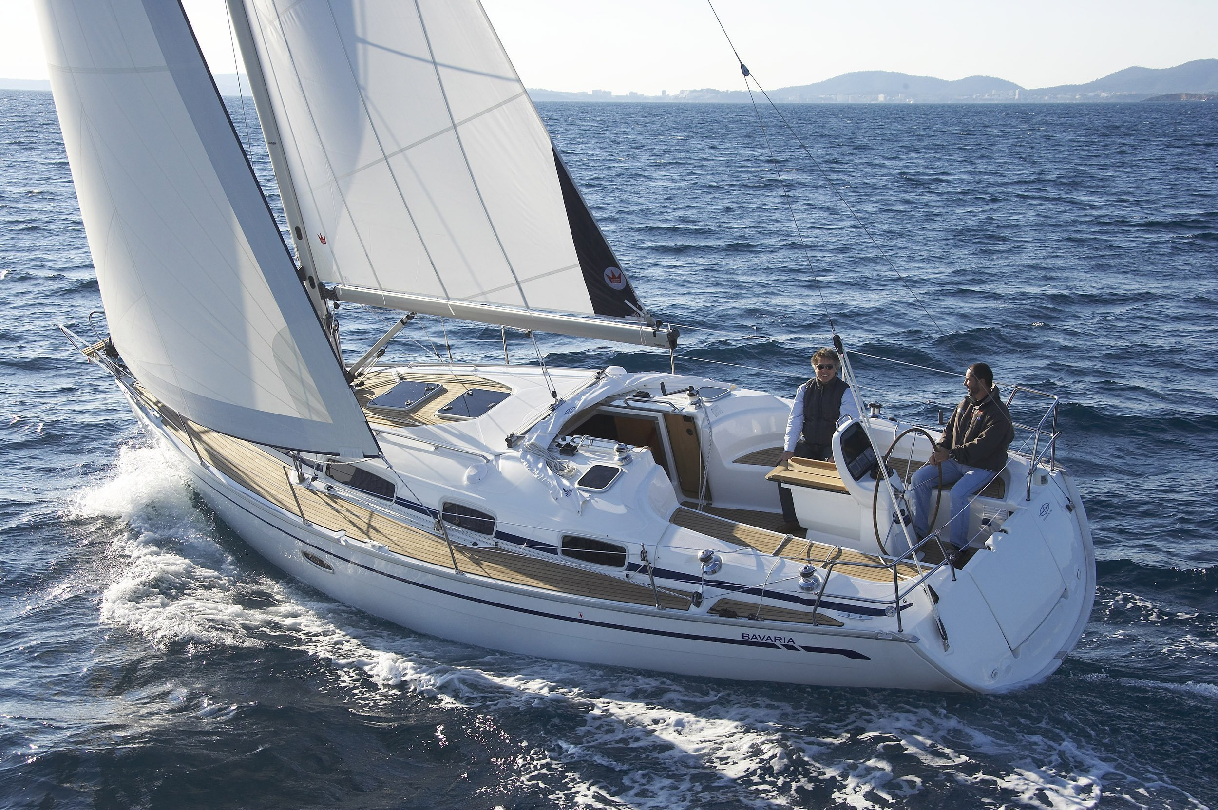 Bavaria 35 Cruiser (B35-2) Main image - 0