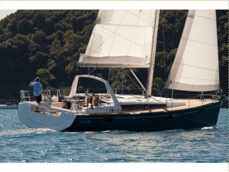 Beneteau Oceanis 48 (HARPIA)  - 2