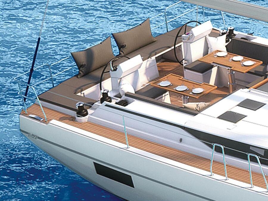 Bavaria C50 Style - AC + GEN (Ya  - AC + GENERATOR)  - 7