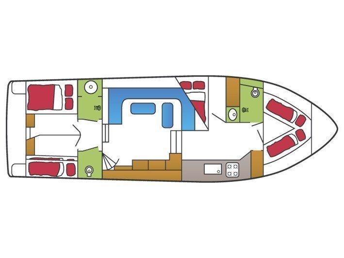 Stabila 1320 (Wendela) Plan image - 2