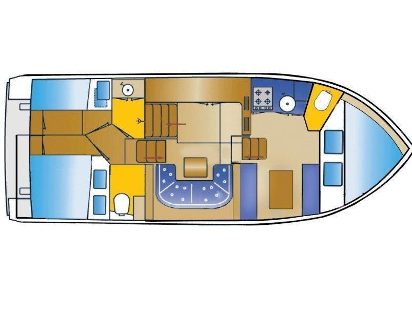 Vacance 1200 (Harmony) Plan image - 1