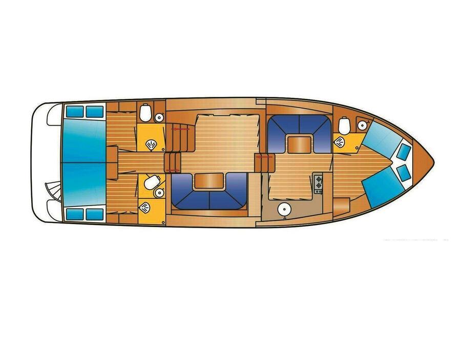Classicline 1300 (6) 50 (Drait 50) Plan image - 1
