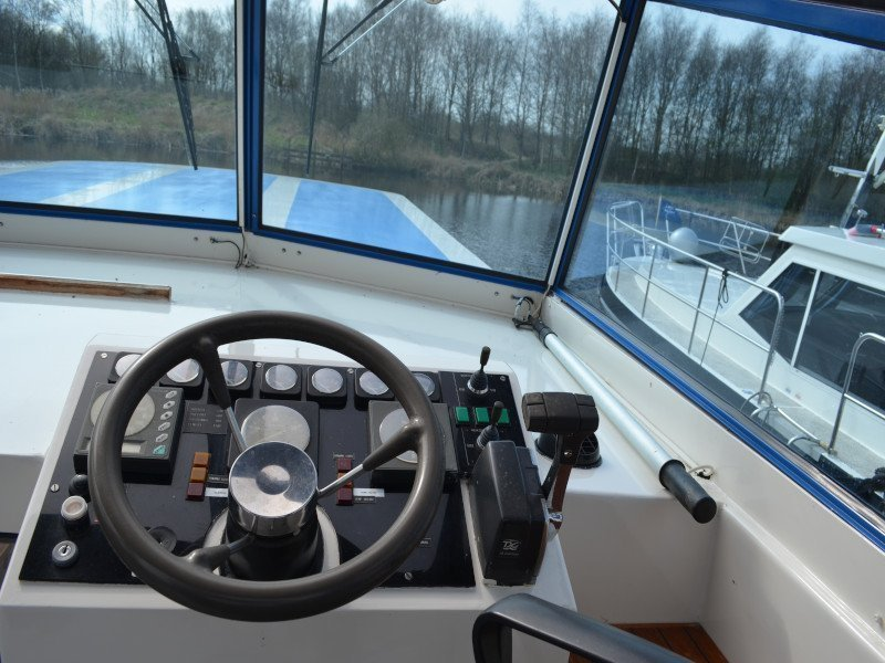 Safari Houseboat 1200 (Holidaytime)  - 7