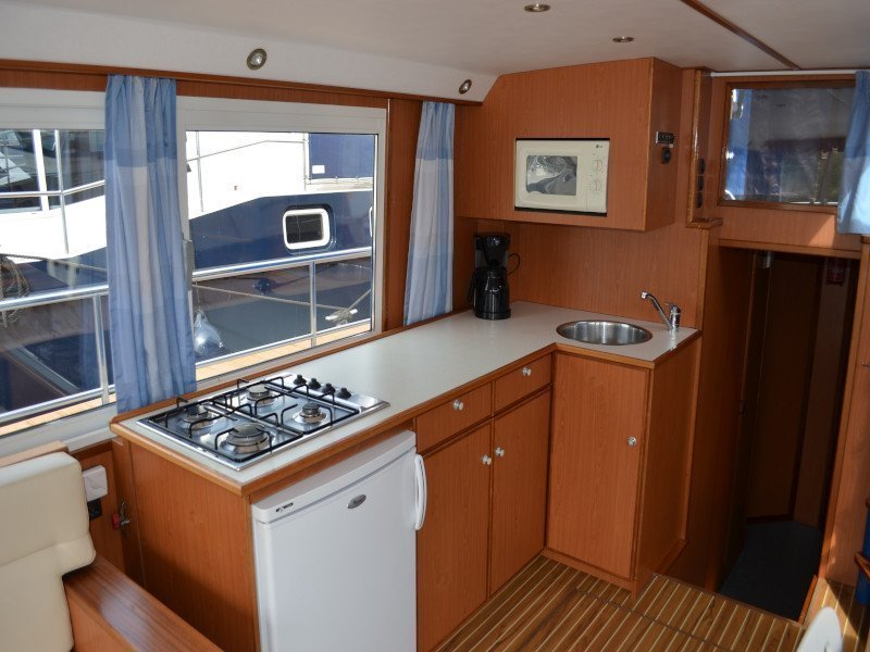 Safari Houseboat 1200 (Holidaytime)  - 3