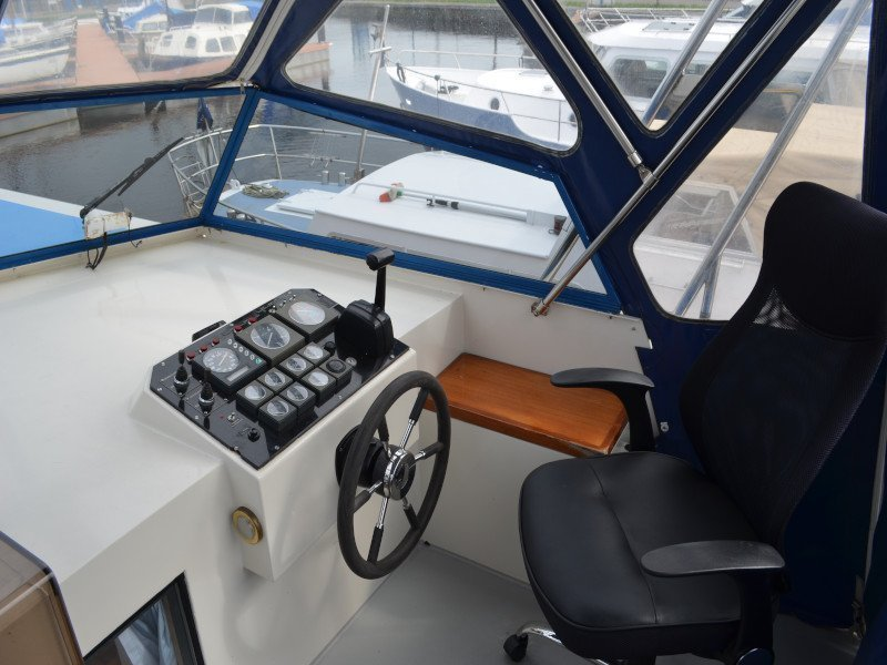 Safari Houseboat 1050 (Queen)  - 10