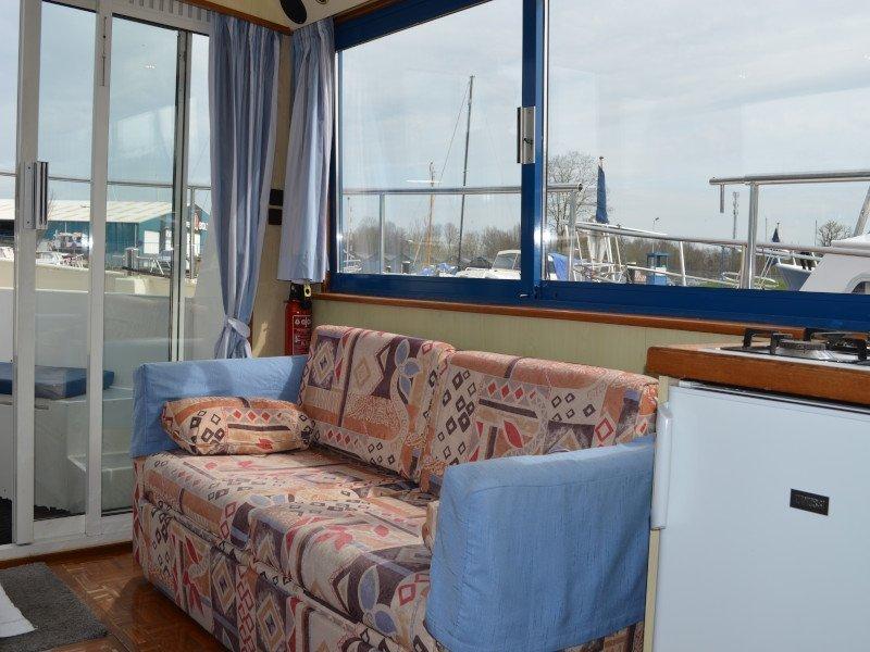Safari Houseboat 1050 (Queen)  - 8