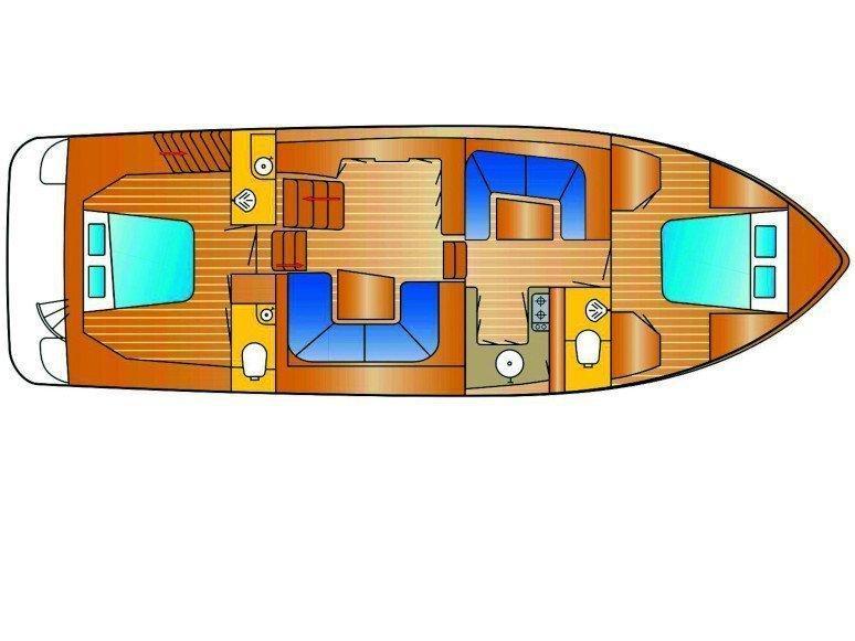 Classicline 1300 (4) 52 (Drait 52) Plan image - 7