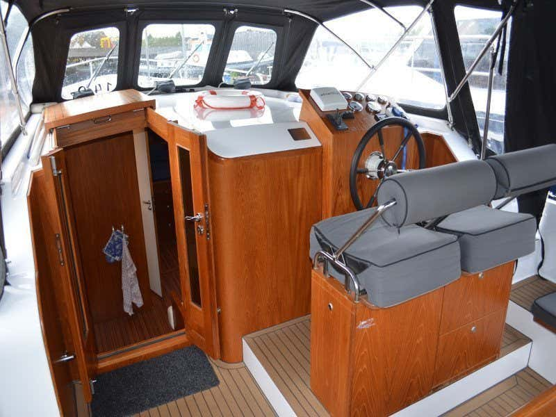 Bravoure 34 Cabrio (Drait 140)  - 1