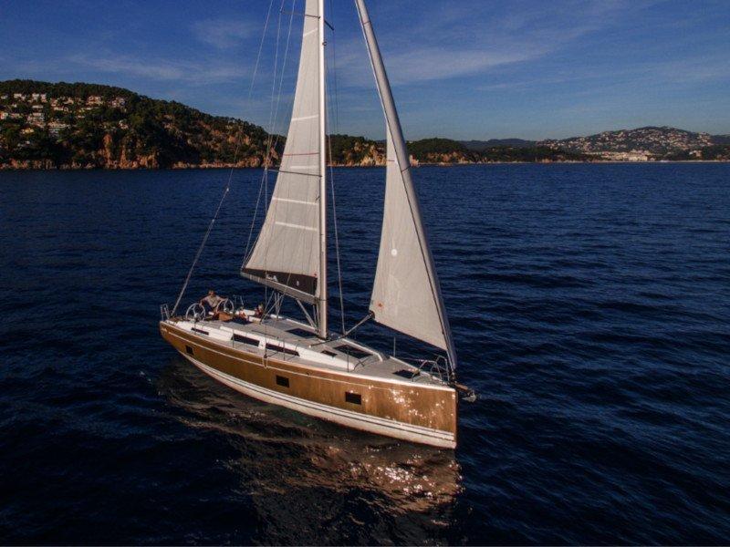 Hanse 418 (Blue Eagle)  - 13