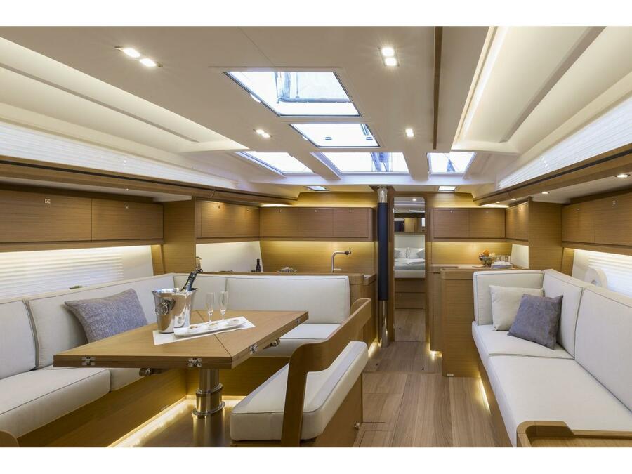 Dufour 520 Grand Large (Calypso) Interior image - 2