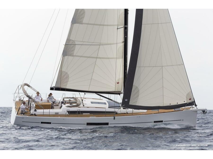 Dufour 520 Grand Large (Calypso) Main image - 0