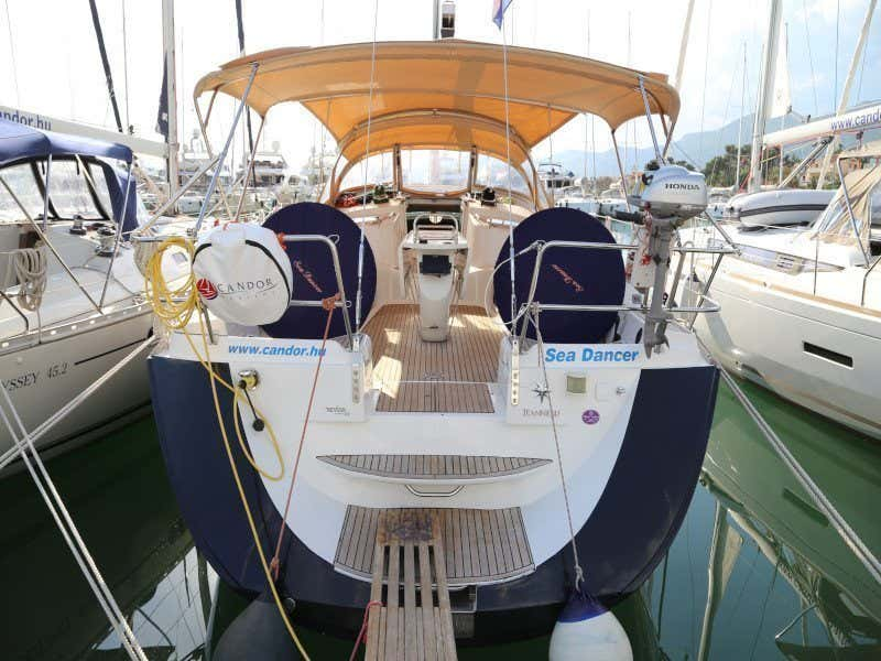 Sun Odyssey 49 DS (Sea Dancer )  - 18