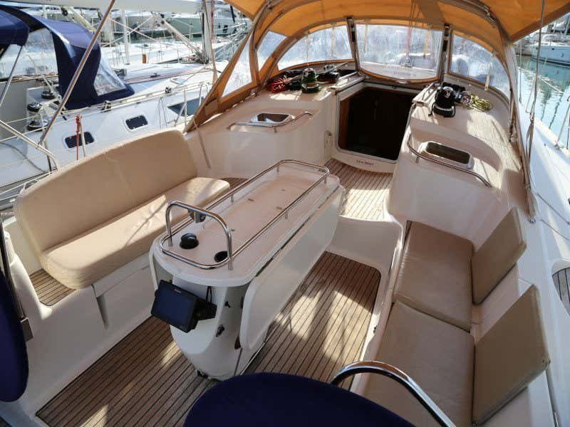 Sun Odyssey 49 DS (Sea Dancer )  - 6
