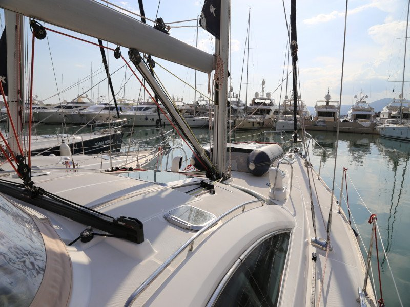 Sun Odyssey 49 DS (Sea Dancer )  - 5