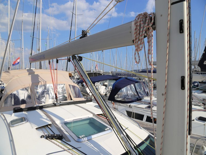 Sun Odyssey 49 DS (Sea Dancer )  - 24