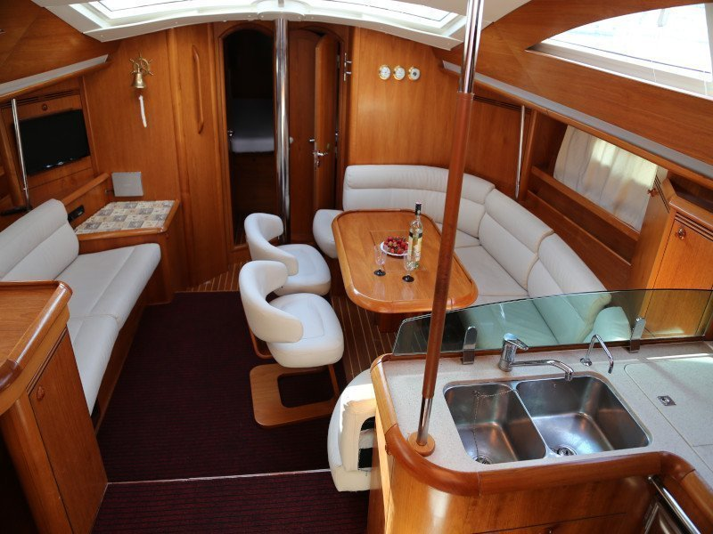 Sun Odyssey 49 DS (Sea Dancer )  - 16