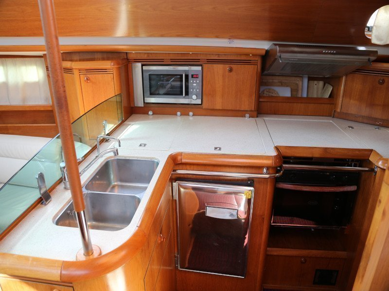 Sun Odyssey 49 DS (Sea Dancer )  - 8