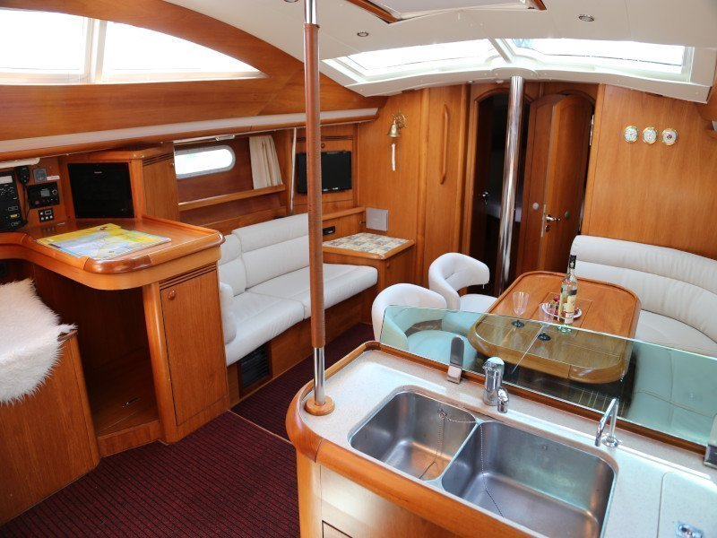 Sun Odyssey 49 DS (Sea Dancer )  - 10