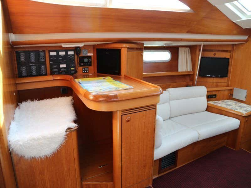 Sun Odyssey 49 DS (Sea Dancer )  - 21