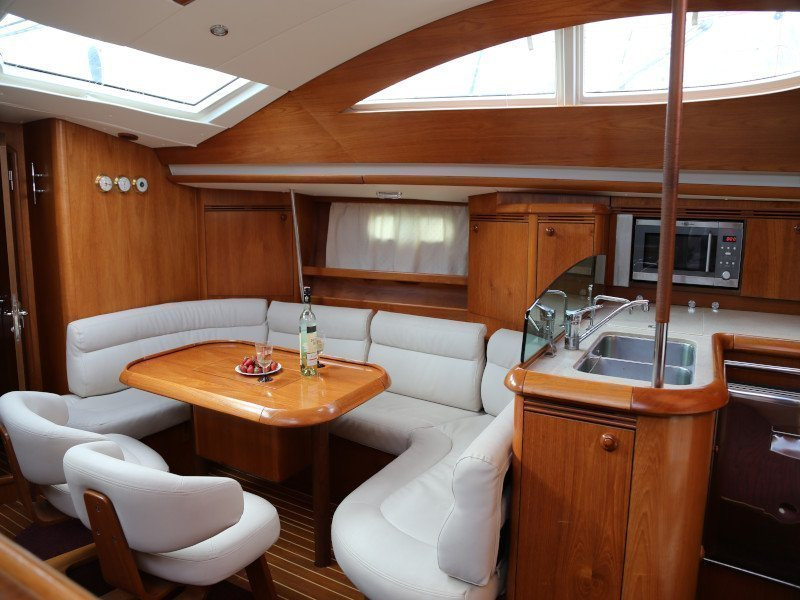 Sun Odyssey 49 DS (Sea Dancer )  - 14