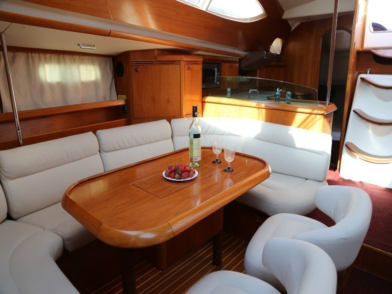 Sun Odyssey 49 DS (Sea Dancer ) Interior image - 20