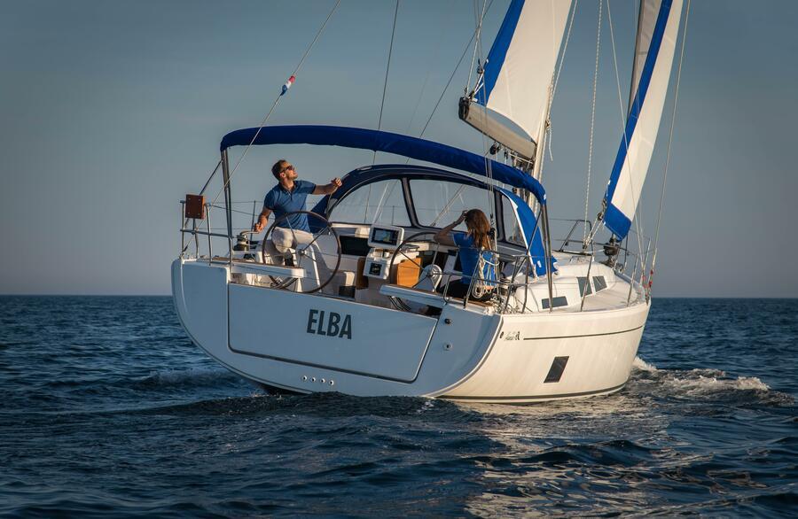 Hanse 418 (Elba)  - 8