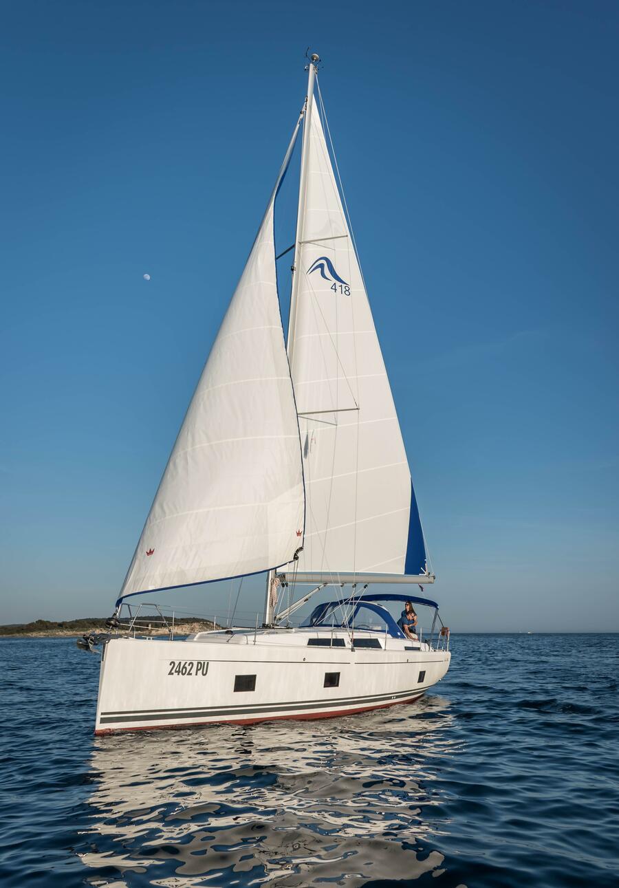 Hanse 418 (Elba)  - 17