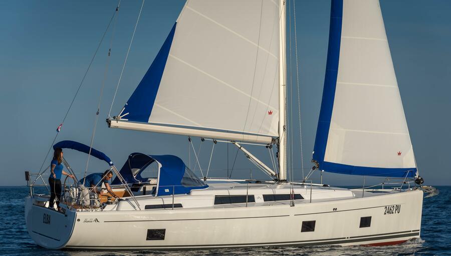 Hanse 418 (Elba)  - 9