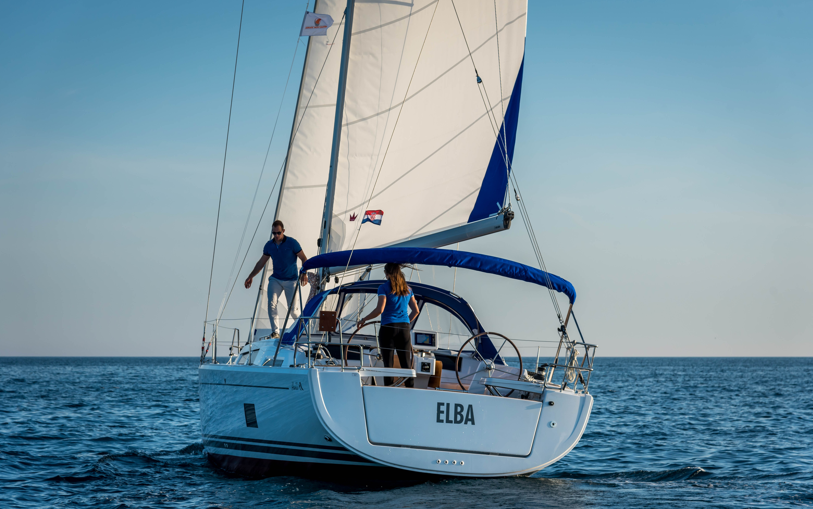 Hanse 418 (Elba)  - 13