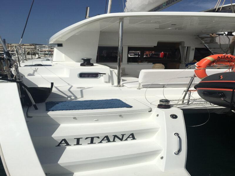 Lagoon 450 sporteck 3 cabin (Aitana)  - 6