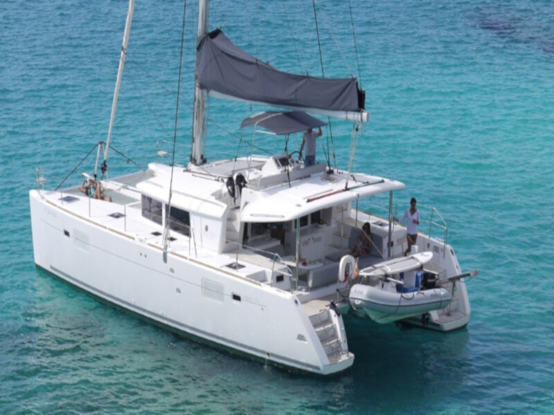 Lagoon 450 sporteck 3 cabin (Aitana)  - 13