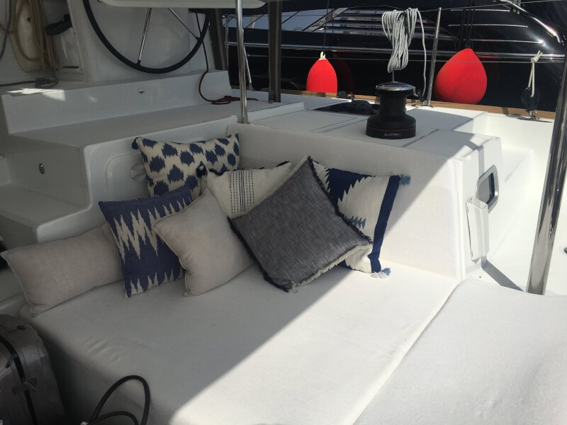 Lagoon 450 sporteck 3 cabin (Aitana)  - 7