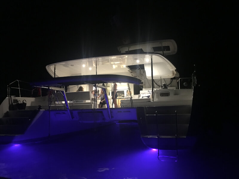 Lagoon 450 sporteck 3 cabin (Aitana)  - 16