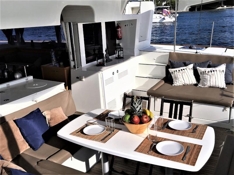 Lagoon 450 4 cabin (Allegra)  - 3