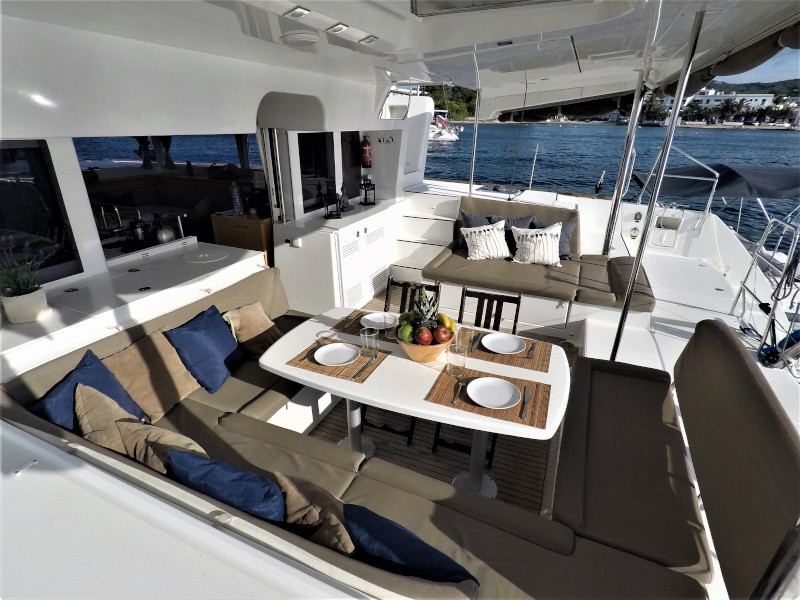 Lagoon 450 4 cabin (Allegra)  - 21