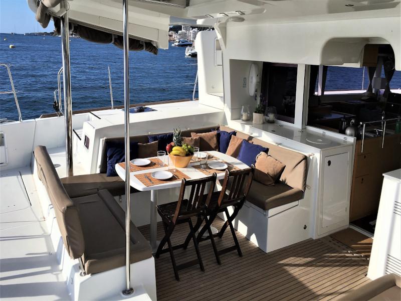 Lagoon 450 4 cabin (Allegra)  - 10