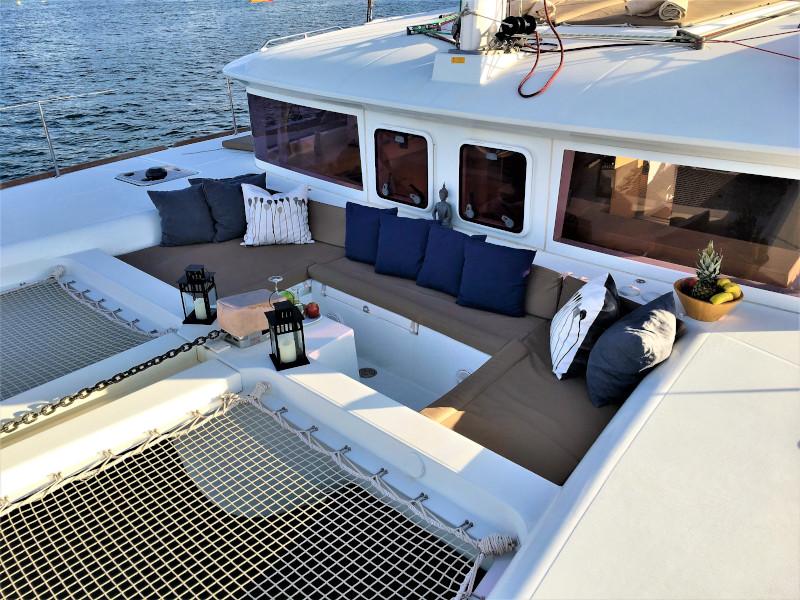 Lagoon 450 4 cabin (Allegra)  - 1