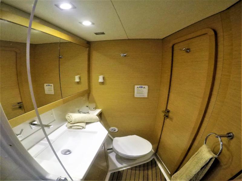 Lagoon 450 4 cabin (Allegra)  - 19