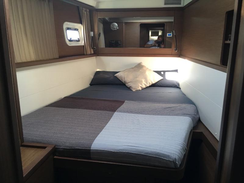 Lagoon 450 4 cabin (GENIA)  - 17