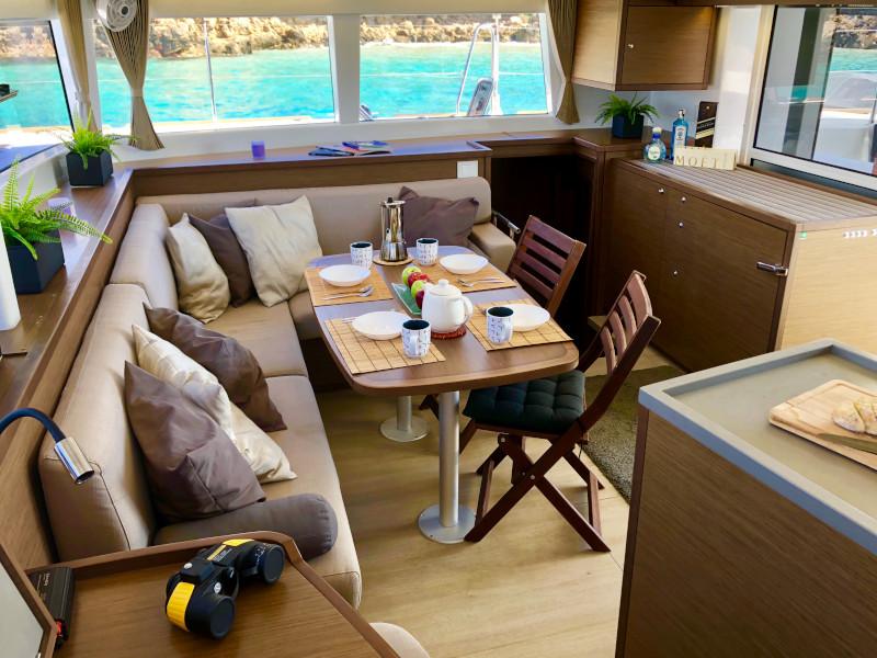 Lagoon 450 4 cabin (GENIA)  - 15