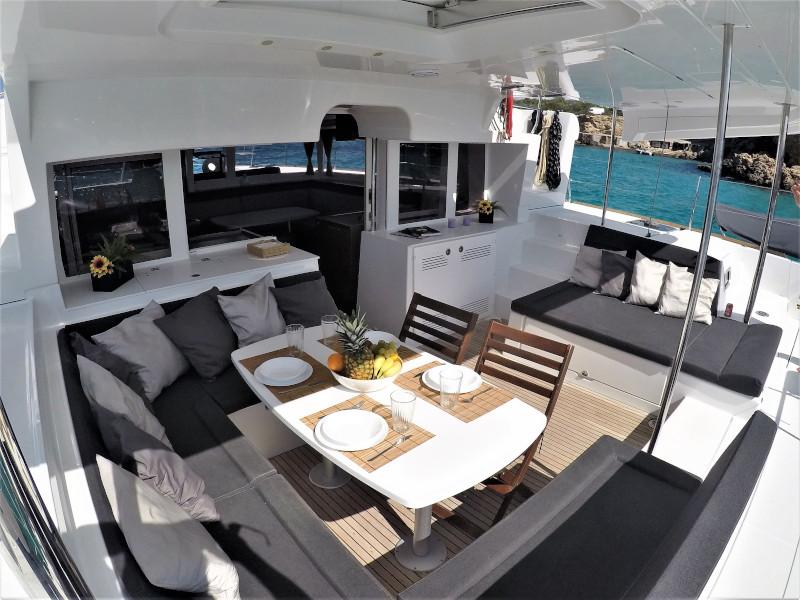 Lagoon 450 4 cabin (GENIA)  - 5