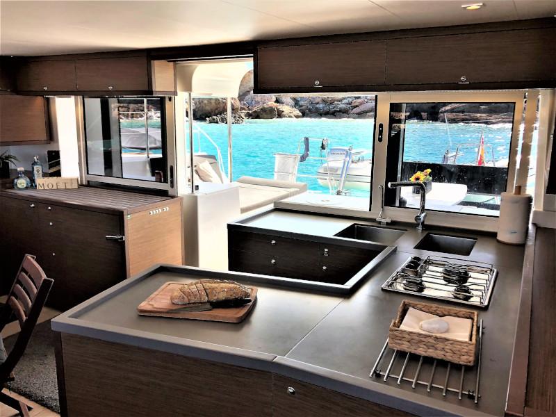 Lagoon 450 4 cabin (GENIA)  - 4