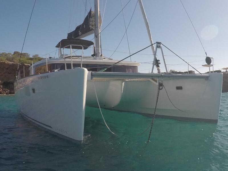 Lagoon 450 4 cabin (GENIA)  - 22