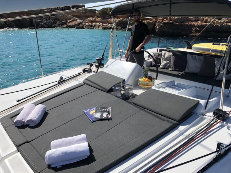 Lagoon 450 4 cabin (GENIA)  - 20