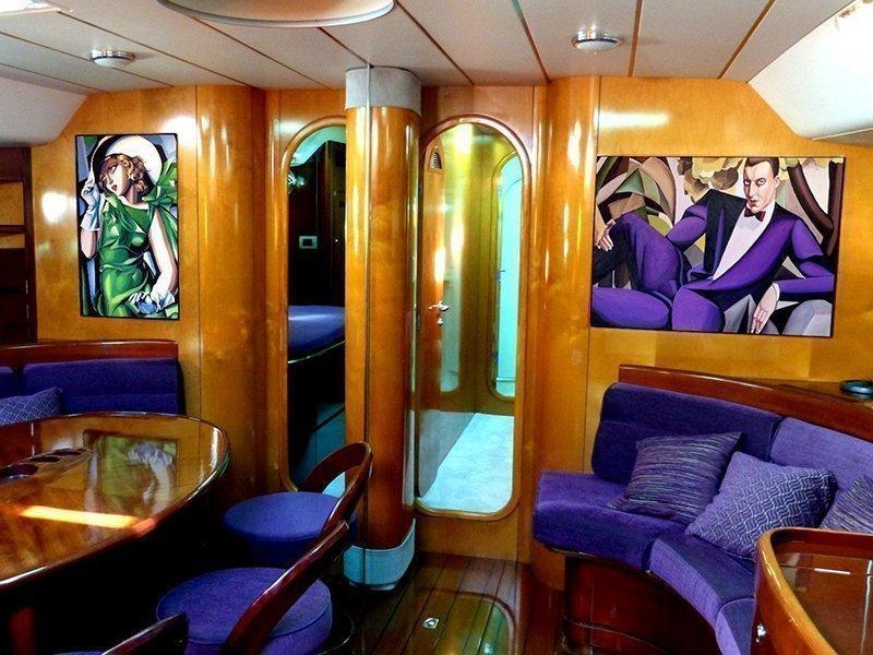 Beneteau 62 (Bogey 1 - skipper included in price) Interior image - 12
