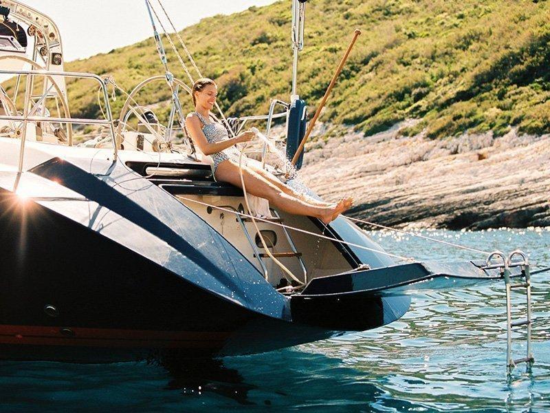 Beneteau 62 (Bogey 1 - skipper included in price)  - 13