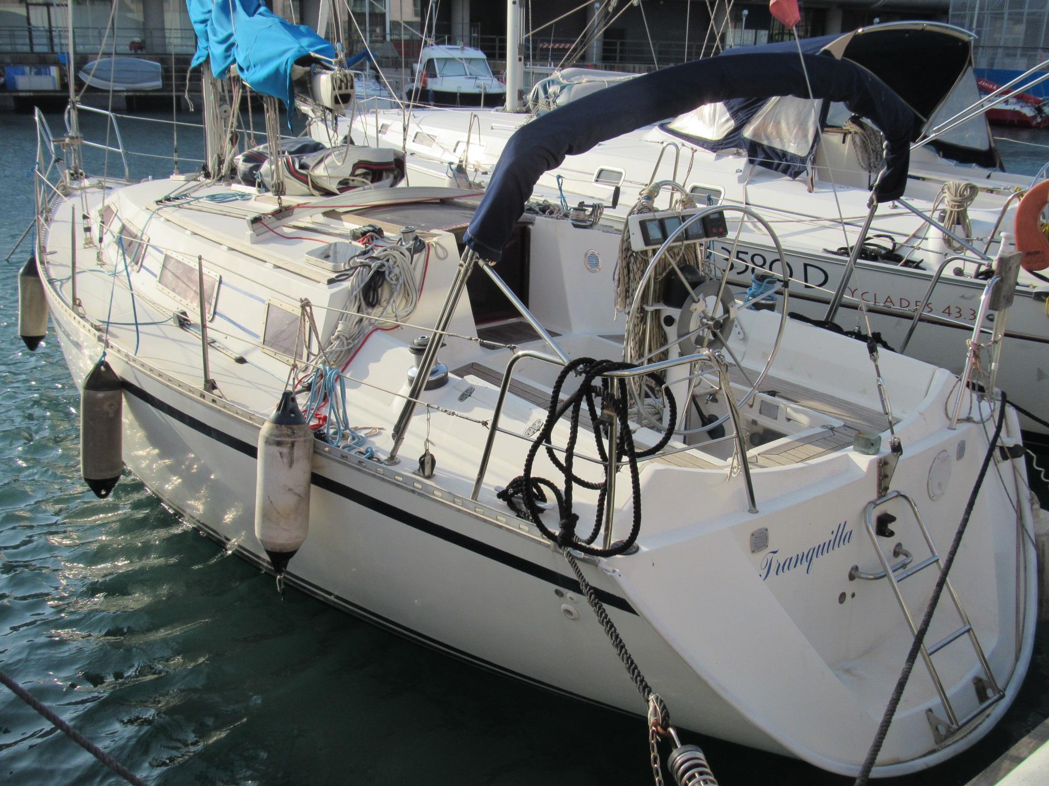 Gib Sea 352 (Tranquilla) Main image - 0