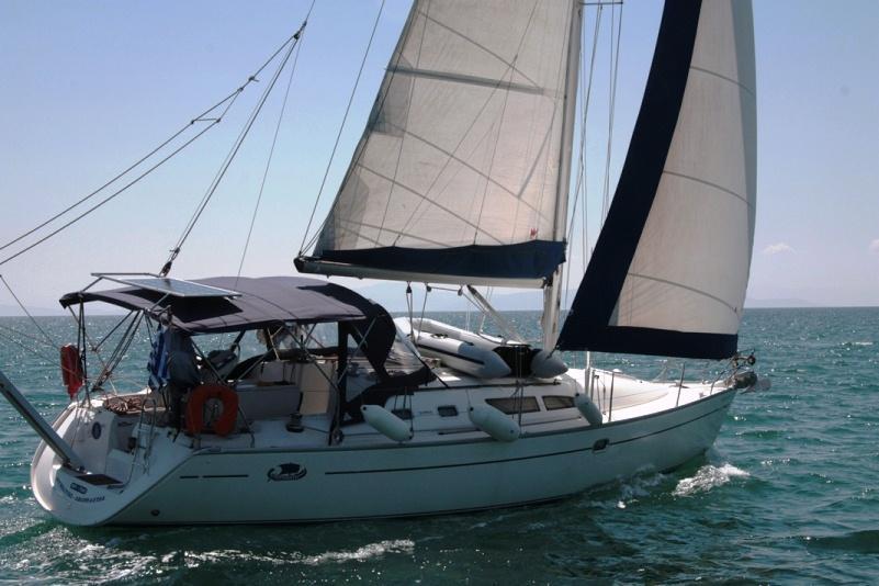 Sun Odyssey 37 (Argonautes)  - 1